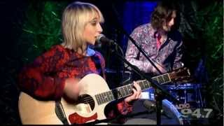 "The Joy Formidable ""Austere"" live at RADIO 94.7"