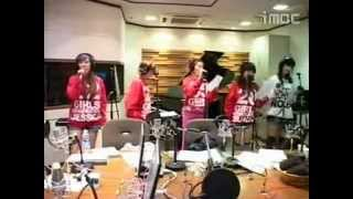 SNSD - Merry Go Round , Nov30.2007 Live.MP4