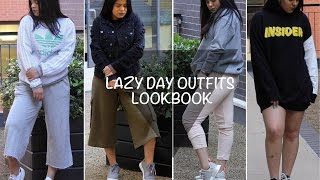 LAZY DAY OUTFITS | THEREALCAPXVINO
