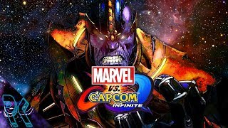 MVCI: THANOS Gameplay E3 [Off Screen]