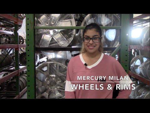 Factory Original Mercury Milan Wheels & Mercury Milan Rims – OriginalWheels.com