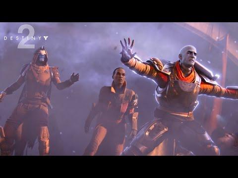 Destiny 2: трейлер эпизода «Возвращение домой» [RU]