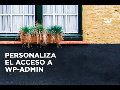 Seguridad En WordPress, Personaliza El Acceso A Wp-admin Mp3