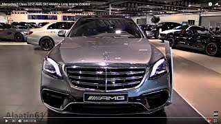 2018 Mercedes S Class AMG S63 Long - NEW FULL Review