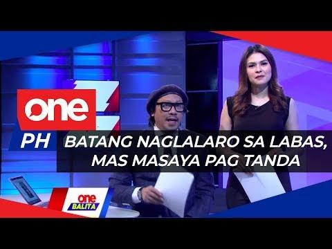 OneFactADay: Batang mahilig maglaro sa labas, mas masiyahin sa pagtanda! | ONE BALITA