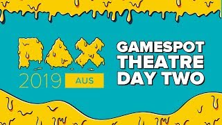 PAX Aus Day 2 Afternoon - GameSpot Theatre