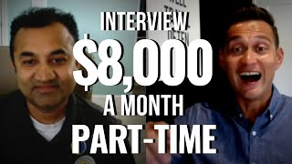 Interview-$8,000 dollar a month part time notary signing agent. YES! part time!!!