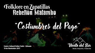 "Video del Evento ""Costumbres del Pago"""