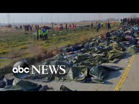 US officials say Iran passenger jet likely shot down l ABC News