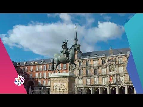 رحلة بمحفظتين | العاصمة الإسبانية مدريد