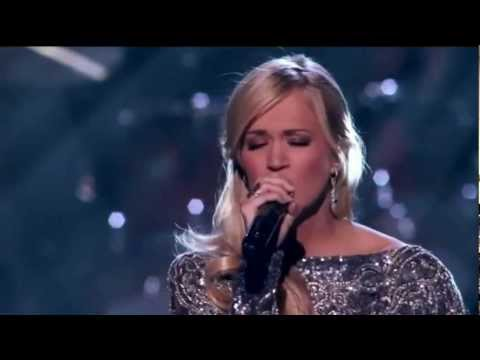 Carrie Underwood With Vince Gill - How Great Thou Art [Live] Chords
