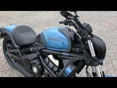 2019 Kawasaki EN650DK VULCAN S EN650DK VULCAN S at Indian Motorcycle of Northern Kentucky