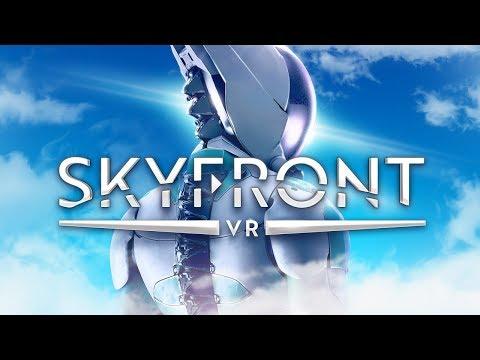 Skyfront VR Launch Trailer thumbnail