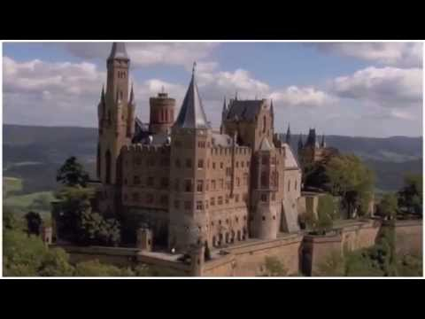 Германия. Замок Гогенцоллерн. Туризм, от