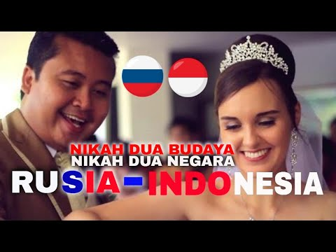 Russian Indonesian Cultures In Raymond And Yulia Wedding HD