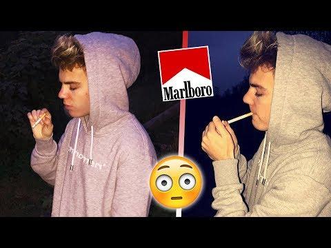 Wenn ich werfen werde, auf wieviel ich zu rauchen werde ich genesen