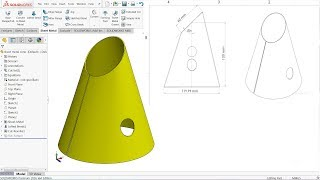 Solidworks Rolled Sheetmetal 123vid