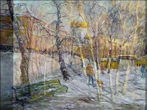 Москва. Гоголевский бульвар