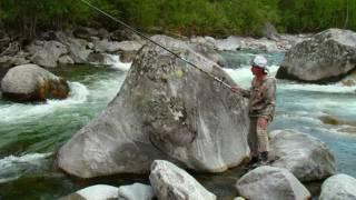 Рыбалка верховья абакана