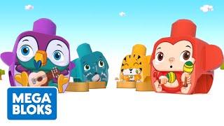 Mega Bloks™ - Not Enough Bananas +more   Global Cartoons For Kids   Fisher-Price   Learning For Kids