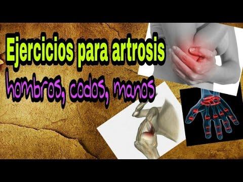 Inyecciones en el tratamiento de la osteoartritis de la articulación del hombro