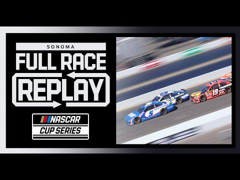 NASCAR トヨタ/セーブマート350(ソノマ・レースウェイ)フルレース動画