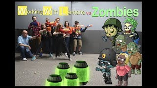 Working With Lemons VS Zombies