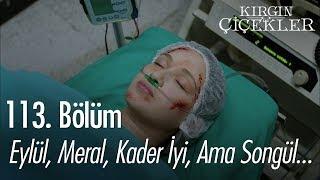 Eylül, Meral, Kader iyi ama Songül... - Kırgın Çiçekler 113. Bölüm | Final