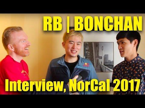 RB | BONCHAN SFV INTERVIEW (use English language timestamps below), NCR 2017