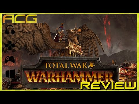 "Total War: WARHAMMER Review ""Buy, Wait for Sale, Rent, Never Touch?"" - YouTube video thumbnail"
