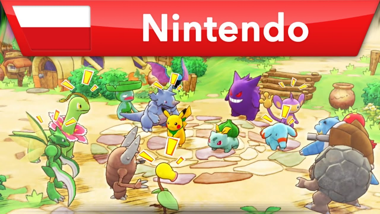 Pokémon Mystery Dungeon: Team Rescue DX