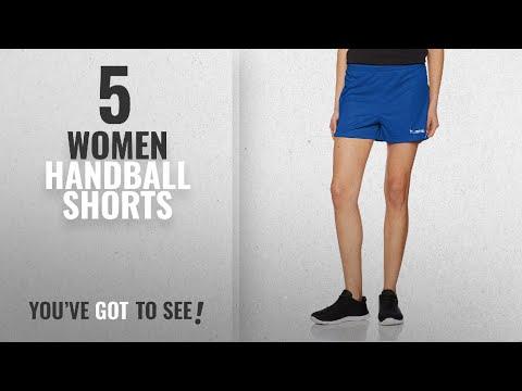 Top 10 Women Handball Shorts [2018]: Hummel AUTHENTIC Charge Poly Shorts, Womens, Auth Charge Poly