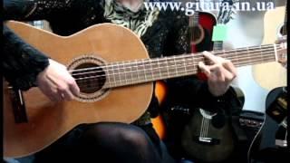 Классическая гитара Admira Sevilla - www.gitara.in.ua