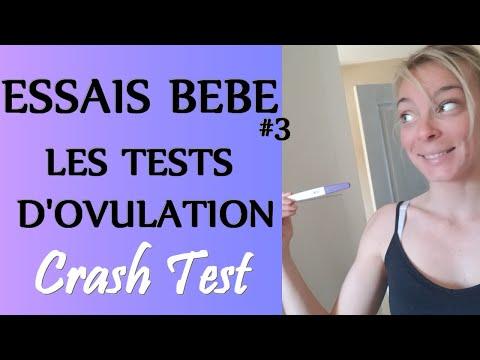★★LES ESSAIS BÉBÉ #3 ★★ Journal de bord, LES TESTS D'OVULATION