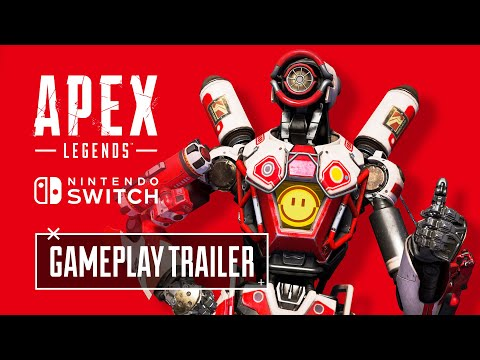 Video de gameplay (version Switch)  de Apex Legends