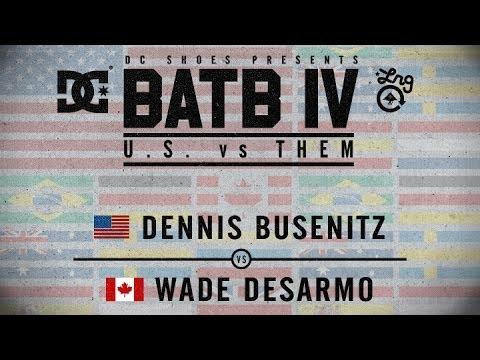 Dennis Busenitz Vs Wade Desarmo: BATB4 - Round 1