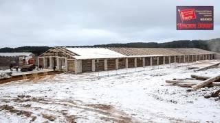 Строительство ферм