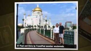 preview picture of video 'Discovering Borneo - Brunei part one Westwoods's photos around Bandar Siri Begwan, Brunei'