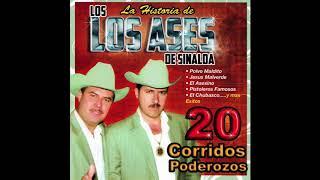 Los Ases De Sinaloa - 20 Corridos Poderozos (Disco Completo)