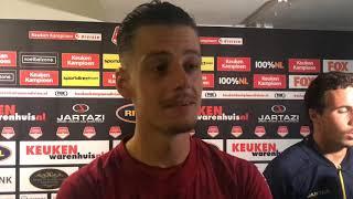 INTERVIEW | Nick Olij na FC Dordrecht - NAC (0-2)