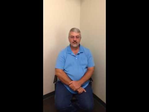 Greg Finds Heel Pain Relief