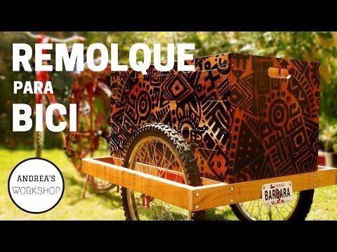 Cómo Hacer un Remolque para Tu Bicicleta