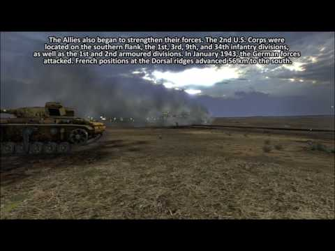 Tank Warfare: Tunisia 1943 Gameplay Trailer thumbnail