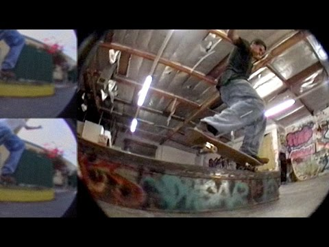 Rodney Mullen: Unreleased Footage -1994