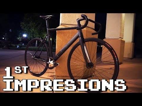 Pure Cycles Orion | First Impressions + Bike Check