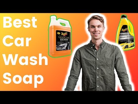 Best Car Wash Soap (New 2018) – My Honest Review