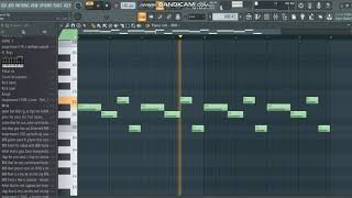 Travis Scott ft. Young Thug - Out West FL Studio Remake.(FLP IN PINNED COMMENT)
