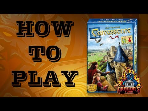 How To Play - Carcassonne