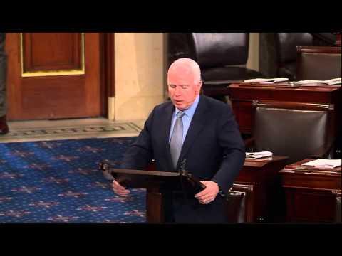 Durbin forgot bipat McCain isn't squishy on 2 things ...