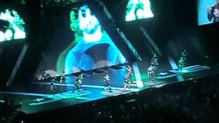 JLS 3D live 4D tour manchester